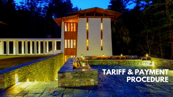 TARIFF & PAYMENT
