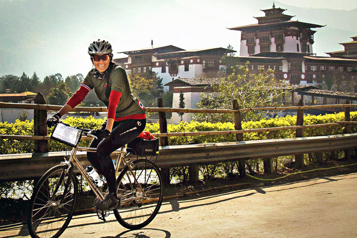 CYCLING TOUR IN BHUTAN 2020