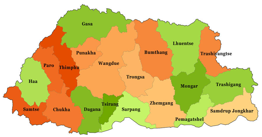 Pemathang, Samdrup Jongkhar