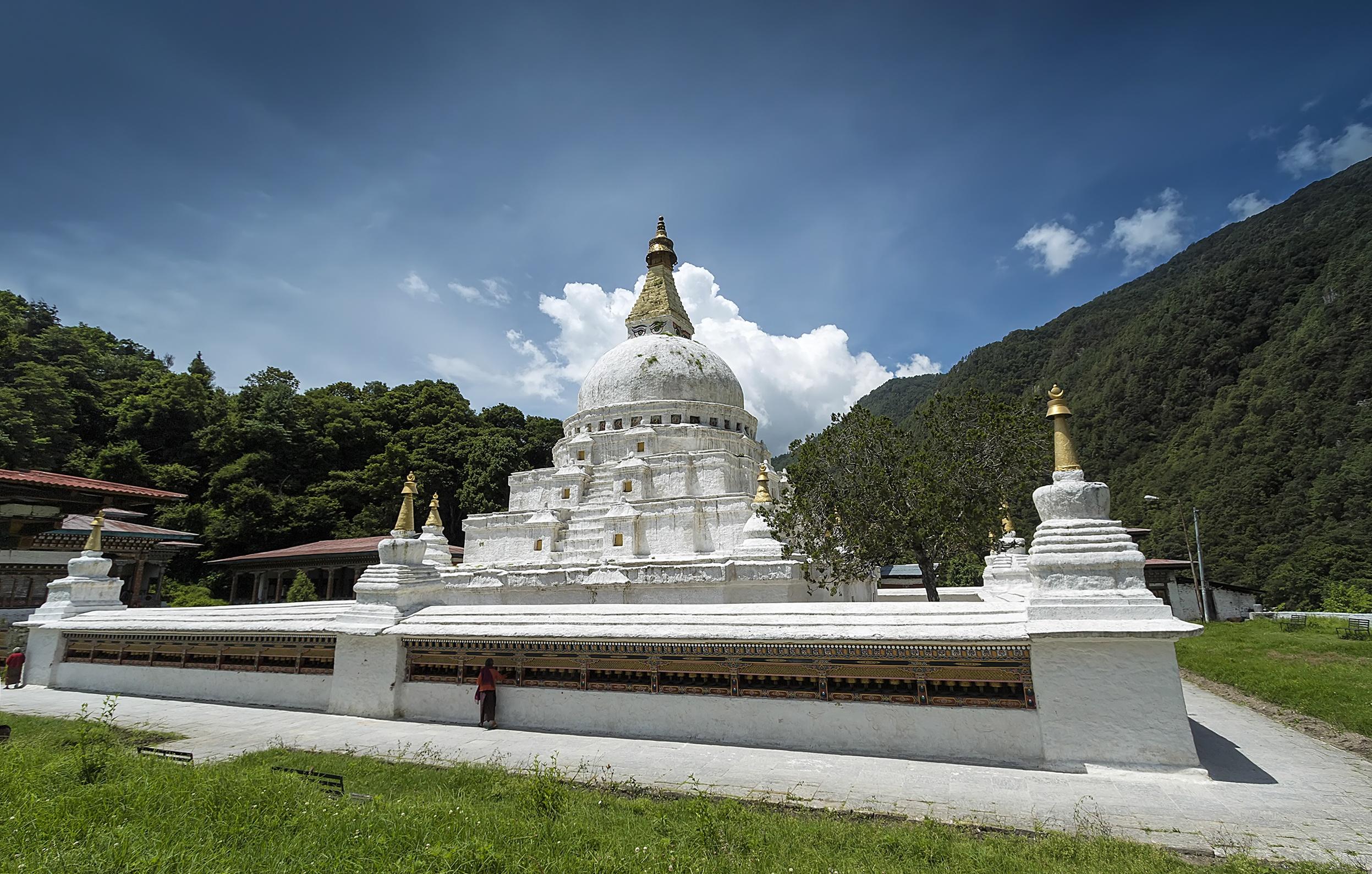 Chorten_Kora,_Trashiyangtse_District,_Bhutan