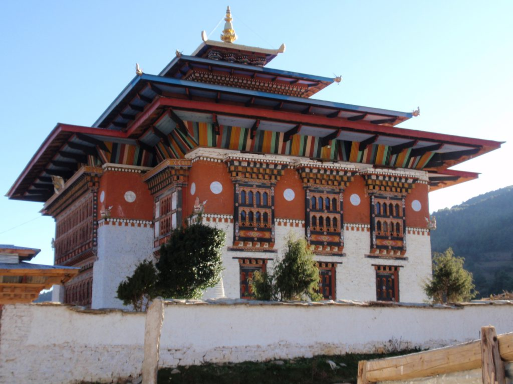 SPIRITUAL ADVENTURE TO BUDDHIST KINGDOM