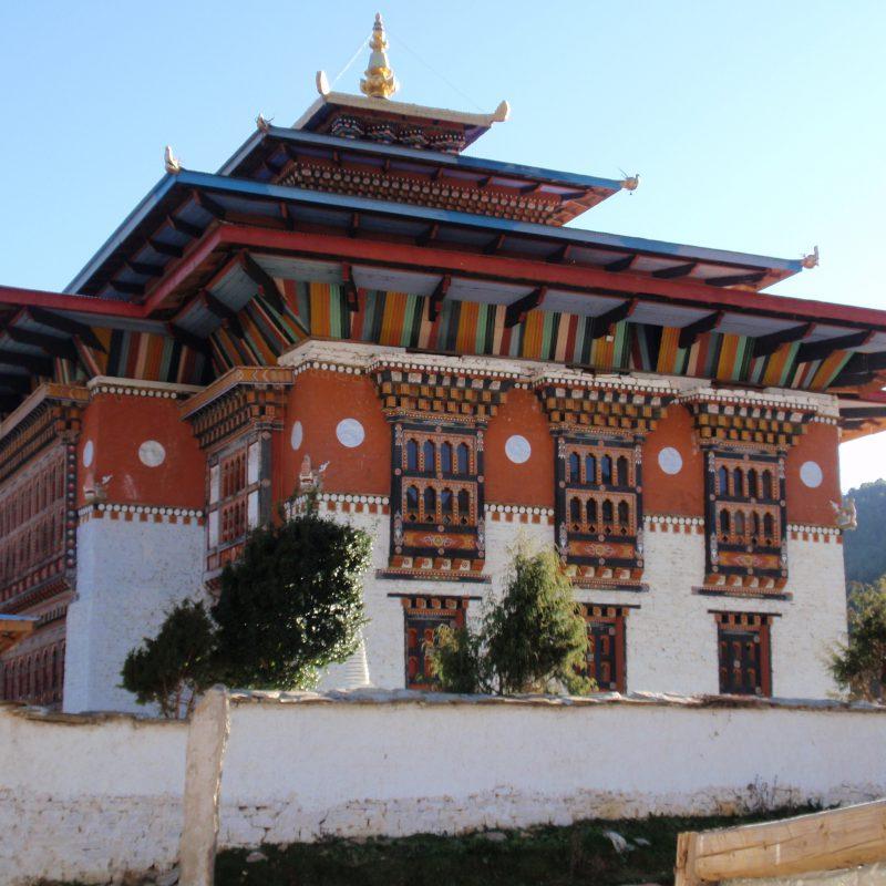 SPIRITUAL ADVENTURE TO BUDDHIST KINGDOM